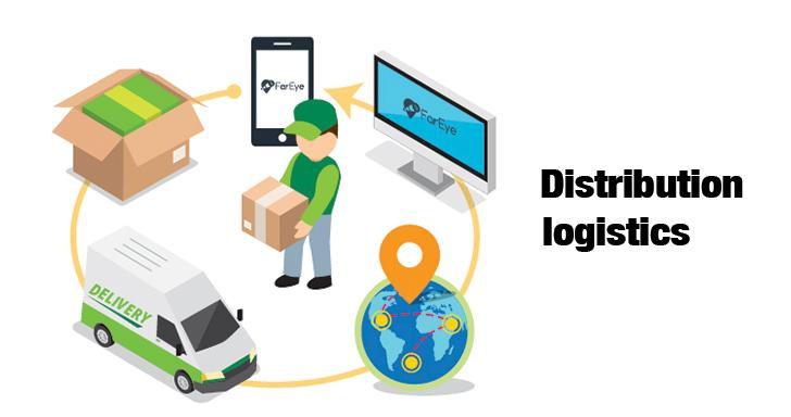 Difference between Logistics and Distribution?