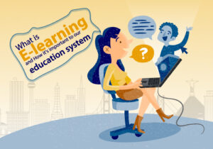 E-learning and its Importance